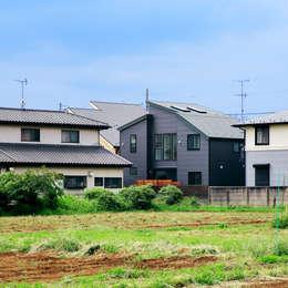 房子 by &lodge inc. / 株式会社アンドロッジ