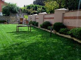 Jardines de estilo moderno por AYTÜL TEMİZ LANDSCAPE DESIGN