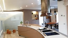 modern Kitchen by Studio Ph09 (progress house)