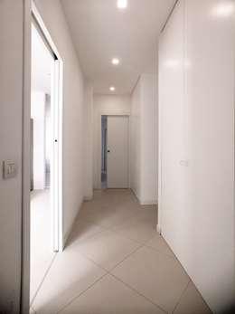 Koridor dan lorong by M16 architetti