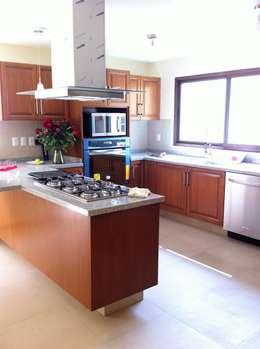 modern Kitchen by GRUPO ESGO