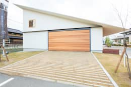 asian Houses by ダトリエ一級建築士事務所 LLC
