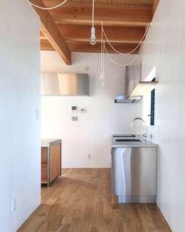 TOM: ZOYA Design Officeが手掛けたキッチンです。