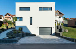 modern Houses by herbertarchitekten Partnerschaft mbB