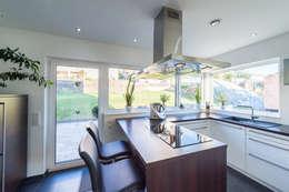 modern Kitchen by herbertarchitekten Partnerschaft mbB