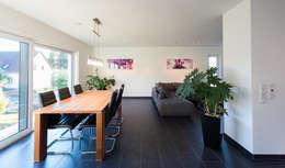 modern Dining room by herbertarchitekten Partnerschaft mbB
