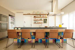 Nhà bếp by Elisa Vasconcelos Arquitetura  Interiores
