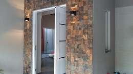Maisons de style de style Rustique par Arquiteto Lucas Lincoln
