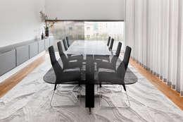 Comedores de estilo moderno por GAVINHO Architecture & Interiors