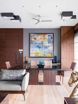 Fabien Charuau - Recent Projects: modern Living room by Fabien Charuau Photography