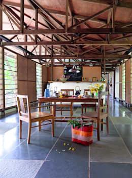 Fabien Charuau - Recent Projects: rustic Living room by Fabien Charuau Photography