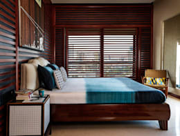 Fabien Charuau - Recent Projects: classic Bedroom by Fabien Charuau Photography