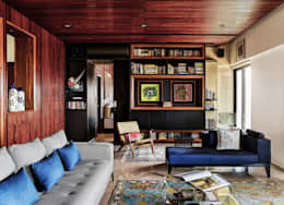 Fabien Charuau - Recent Projects: classic Living room by Fabien Charuau Photography