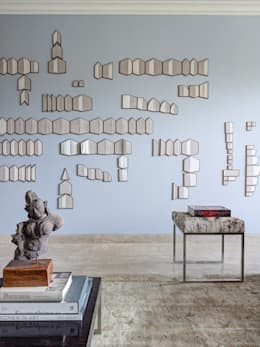 Fabien Charuau - Recent Projects: minimalistic Living room by Fabien Charuau Photography