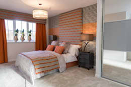 classic Bedroom by Graeme Fuller Design Ltd