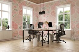 Love is in the air: classic Study/office by Pixers