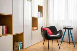 modern Living room by RedCubeDesign