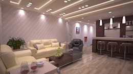 Projekty,  Ściany zaprojektowane przez Reda Essam