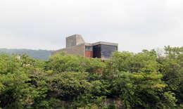 Oficinas de estilo colonial por Apaloosa Estudio de Arquitectura y Diseño