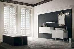 Elegant Bathroom:   by Casa Più Arredamenti