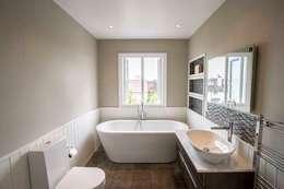 modern Bathroom by Cube Lofts