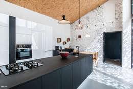 cuisine moderne: Cuisine de style de style Moderne par Pixcity