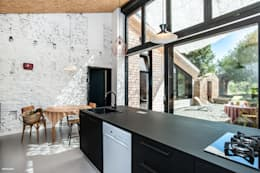 modern Kitchen by Pixcity
