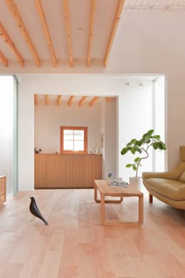 scandinavian Houses by ALTS DESIGN OFFICE