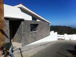 Casas de estilo moderno por Vidal Bett Arquitecto