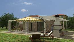 Terrazas de estilo  por Gülşahin