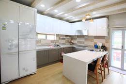 ห้องครัว by 지성하우징