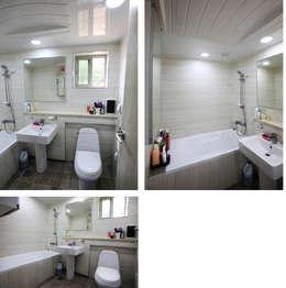 ห้องน้ำ by 지성하우징