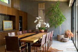Comedores de estilo moderno por Chibi Moku