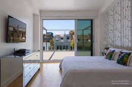 Dormitorios de estilo moderno por Chibi Moku