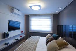 modern Bedroom by Carla Almeida Arquitetura
