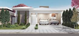 Casas de estilo clásico por Celis Bender Arquitetura e Interiores