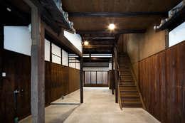 内観: 藤本高志建築設計事務所が手掛けたです。