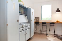 Cocinas de estilo moderno por senzanumerocivico