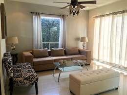modern Living room by Espacios que Inspiran