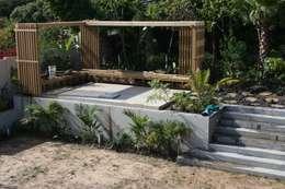 de estilo  por Urban Landscape Solutions