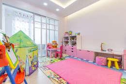 Минимализм по-корейски: Детские комнаты в . Автор – Дизайнер Светлана Юркова