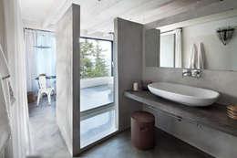 Baños de estilo mediterraneo por Personal Factory