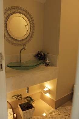 浴室 by canatelli arquitetura e design