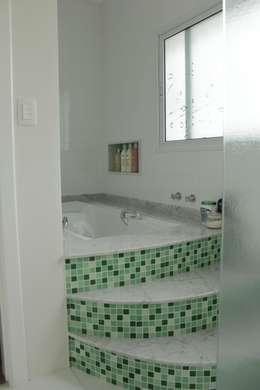 衛浴 by canatelli arquitetura e design