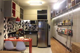 modern Kitchen by Concept Engenharia + Design