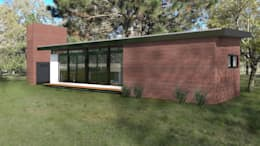 房子 by VHA Arquitectura
