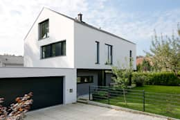 modern Houses by WSM ARCHITEKTEN