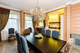 classic Dining room by GOOD WOOD