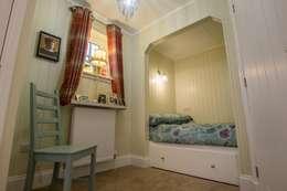 Projekty,  Sypialnia zaprojektowane przez The Wee House Company