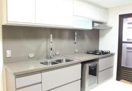 moderne Küche von Concept Engenharia + Design